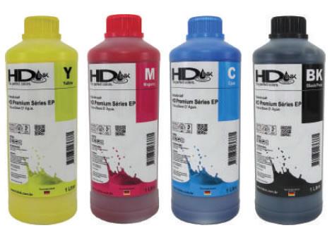 Tintas Premium – Pigmentadas