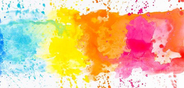 Diferenças entre tinta corante e pigmentada