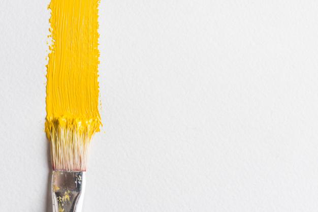 Tinta corante e tinta pigmentada