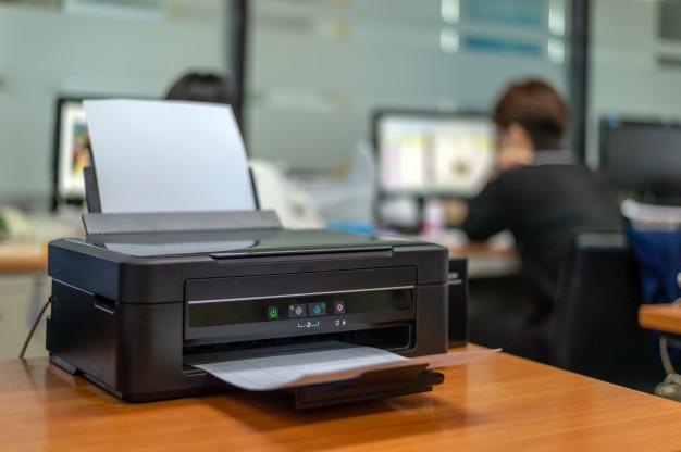 O local da impressora faz diferença na qualidade da impressão?
