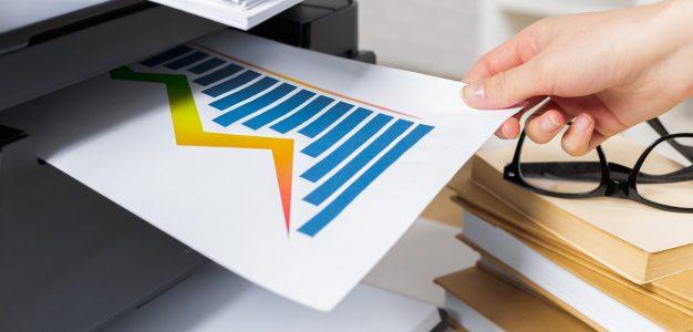 Como gastar menos tinta na impressão