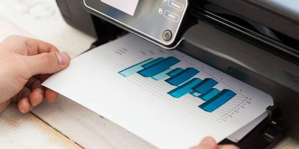 Como funciona uma impressora digital